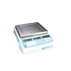 A&D Engineering - SG-15KA - Price Computing Scale Digital 30 Pound Amber D Engineering 4.25x13x16.7 115 Volt 6d Legal / Trade, Ea
