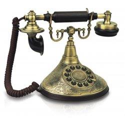 Paramount Phones - DUKE - 1910 Duke Decorator Phone