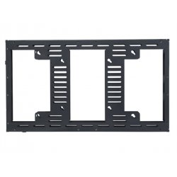 "Premier Mounts - MVW46 - Premier Mounts Wall Mount for Flat Panel Display - 46"" Screen Support - 75 lb Load Capacity - Black"