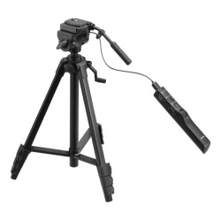 Sony - VCT-VPR1 - Sony Compact Remote Control Tripod - 17.25 to 57.75 Height - 6.63 lb Load Capacity