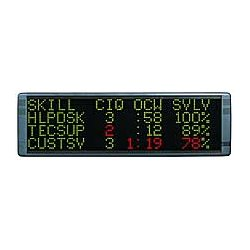 Spectrum - 3029IPCS1 - Wallboard - 3429IP, 4 Lines, 40 Characters, IP, Tri-Color, 115V