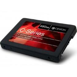 Centon Electronics - 480GB25S3VVS1 - Centon 480gb Ssd Sata Iii 2.5 Mlc 5v