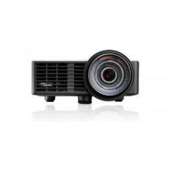 Optoma - GT750ST - Optoma GT750ST 3D Ready DLP Projector - 720p - HDTV - 16:10 - Front - LED - 20000 Hour Normal Mode - 1280 x 800 - WXGA - 20,000:1 - 700 lm - HDMI - USB - 77 W - 1 Year Warranty