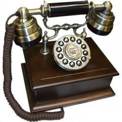 Paramount Phones - BERNITA - 1904G Wood Bernita
