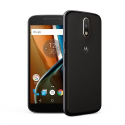 Motorola - 00991NARTL - Moto G 4th Gen Unlocked 16gb Black