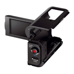 Sony - AKALU1 - Sony Action Cam Camcorder Cradle with LCD