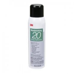 3M - SPRAY 20 - #20 Woodworking Spray Adhesive 20oz