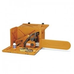 Husqvarna - 100000107 - Husqvarna 100000107 Powerbox Orange Chainsaw Carrying Case