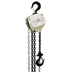 JET Tools / Walter Meier - 101912 - Jet 101912 1 Ton Hand Chain Manual Hoist with 20' Lift - 101912