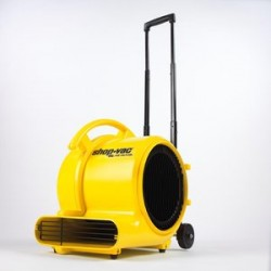 Shop-Vac - 1030100 - Shop-Vac 1030100 1800 CFM 120-Volt 3-Speed Shop-Air Large Portable Air Mover