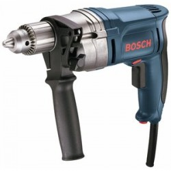Bosch - 1033VSR - Bosch 1033VSR 1/2-Inch 8 Amp Variable-Speed Keyed Chuck Corded High Speed Drill