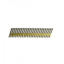 B&C Eagle - 112X148/22-1M - (1M) 1-1/2 In. x .148 Plastic Collated Bright Joist Hanger Nails, 1, 000/Box