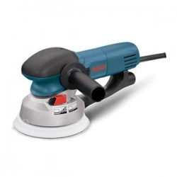 Bosch - 1250DEVS - Bosch 1250DEVS 6-Inch 6.5 Amp Barrel-Grip Random Orbit Sander w/ Turbo Mode