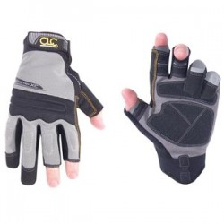 CLC (Custom Leather Craft) - 140M - Pro Framer High Dexterity Gloves Size Medium