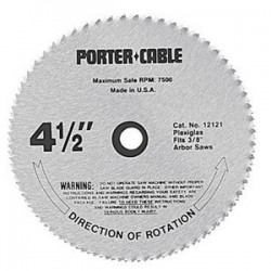 Porter Cable - 14103 - 14 In x 72 Tooth Metal Dry Cut Blade