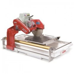 MK Diamond - 153243 - MK-101 Pro 24 10 In. 1-1/2 HP Wet Cutting Tile Saw with Stand