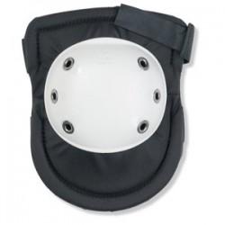 Ergodyne - 18301 - Ergodyne ProFlex 300HL NBR Foam Knee Pad With Hook And Loop Closure And White Rounded Hard Cap