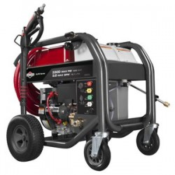 Briggs & Stratton - 20542 - Briggs & Stratton 20542 Elite 3300 PSI Gas Cold Water Pressure Washer Elec Start
