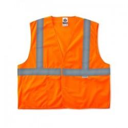 Ergodyne - 21173 - Glowear 8225hl Class 2 Std Vest Orange S/m