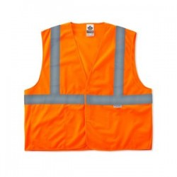 Ergodyne - 21177 - Glowear 8225hl Class 2 Std Vest Orange 2xl/3xl