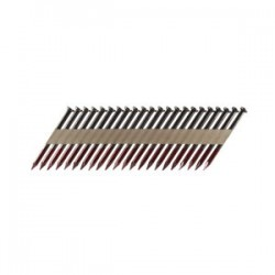 B&C Eagle - 212X162/33 - (2M) 2-1/2 In. x .162 Paper Collated Bright Joist Hanger and Metal Connector Nails, 2, 000/Box