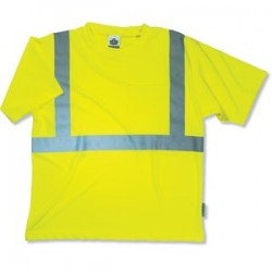 Ergodyne - 21512 - Glowear 8289 Class-2 Economy T-shirt Orange Sm