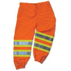 Ergodyne - 22863 - Glowear 8911 Class E Two-tone Pants Orange S/m