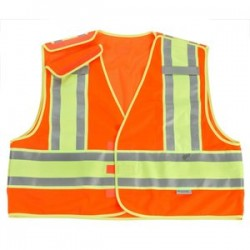 Ergodyne - 23385 - Glowear 8245 Public Safety Vest Orange L/xl