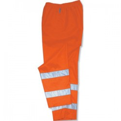 Ergodyne - 24447 - GloWear 8925 Class E Orange Hi-Vis Thermal Pants - 3X