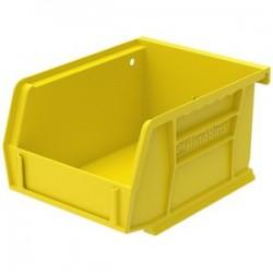 Akro-Mils / Myers Industries - 30210YELUPC - AkroBin 5-3/8In x 4-1/8In x 3In Yellow