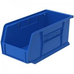 Akro-Mils / Myers Industries - 30230B - Akro-Mils AkroBin - 5 Height x 5.5 Width x 10.9 Depth - Rack-mountable - Blue - Polymer - 1Each