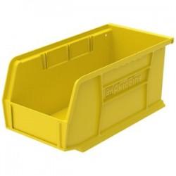Akro-Mils / Myers Industries - 30230YELUPC - AkroBin 10-7/8In x 5-1/2In x 5In Yellow