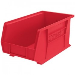 Akro-Mils / Myers Industries - 30240REDUPC - AkroBin 14-3/4In x 8-1/4In x 7IN Red