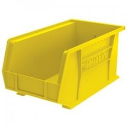 Akro-Mils / Myers Industries - 30240YELUPC - AkroBin 14-3/4In x 8-1/4In x 7In Yellow
