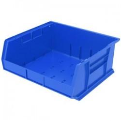 Akro-Mils / Myers Industries - 30250B - Akro-Mils AkroBin - 7 Height x 16.5 Width x 14.8 Depth - Rack-mountable - Blue - Polymer - 1Each