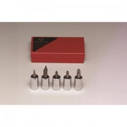 "Wright Tool - 306 - 5-pc. 3/8""dr Screwdriversocket Set"