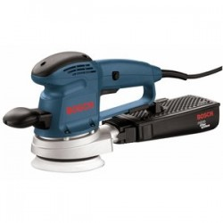 Bosch - 3725DEVS - Bosch 3725DEVS 5-Inch 3.3 Amp 4, 500-12, 000 Rpm Rear-Handle Random Orbit Sander