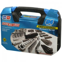 Channellock - 39070 - 94 Pc. Mechanic's Tool Set