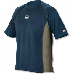 Ergodyne - 40136 - Core Perf Work Wear 6420short Sleeve 2xl Navy