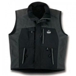 Ergodyne - 41004 - CORE 6463 Outer layer thermal weight vest - Large CORE 6463 Outer layer thermal weight vest - Large