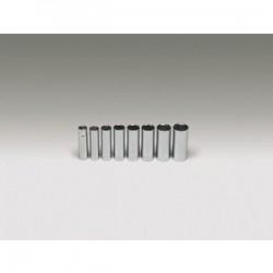 "Wright Tool - 410 - 1/2""dr 8pc 6pt Deep Trayset 1/2"" - 15/1"
