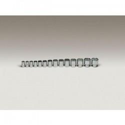 "Wright Tool - 416 - 14pc. 1/2""dr. Std. Socket Set 12-point W"