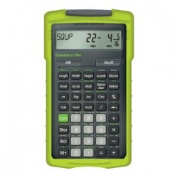 Calculated Industries - 4225 - Calculated Industries ConcreteCalc Pro - 11 Digits - LCD - Battery Powered - 5.7 x 3 x 0.7