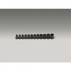 Wright Tool - 460 - 12-pc. Impact Socket Set6pt. Standard Metric