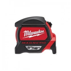 Milwaukee Electric Tool - 48-22-7216 - 5 m/ 16 Ft. Premium Magnetic Tape Measure