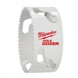 Milwaukee Electric Tool - 49-56-0247 - 5 1/2' Milwaukee Ice Hardened Bi-Metal Hole Saw For Use With 49-56-7210, 49-56-7240, 49-56-7250 And 49-56-9100 Quick-Change Arbors, ( Each )