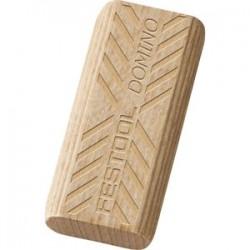 Festool - 498218 - Festool 498218 14X100mm Beech Hardwood Domino Mortise Tenon Dowel Peg 80 Pack