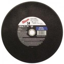 """Milwaukee Electric Tool - 49-94-1220 - 12"""" X3/32""""x1"""" Cutting Wheel"""