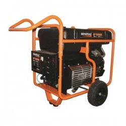 Generac - 5734 - Generac GNC-5734 GP15000E 15000 Watt Electric Start Portable Generator 992cc Ohvi