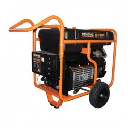 Generac - 5735 - Generac GNC-5735 GP17500E 17 500 Watt Electric Start Portable Generator 992cc Ohvi